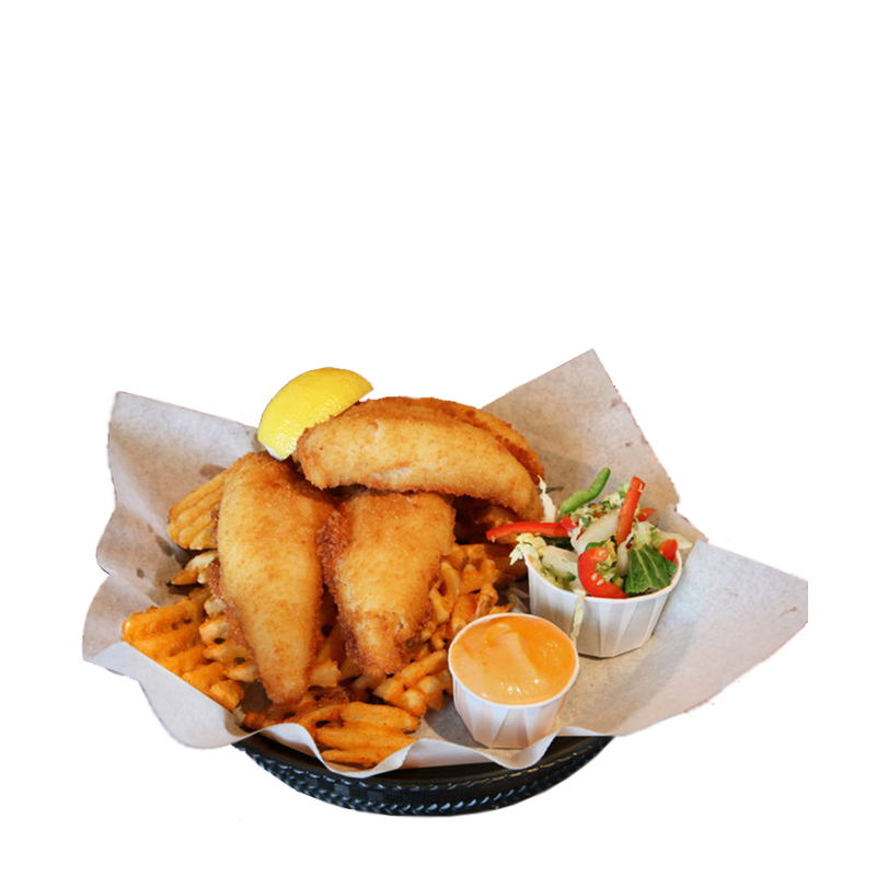 Fish Combo Meal